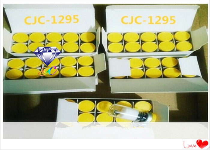 Human Growth Hormone Peptides Cjc-1295 with Dac for Bodybuilder Health Supplement CAS 863288-34-0