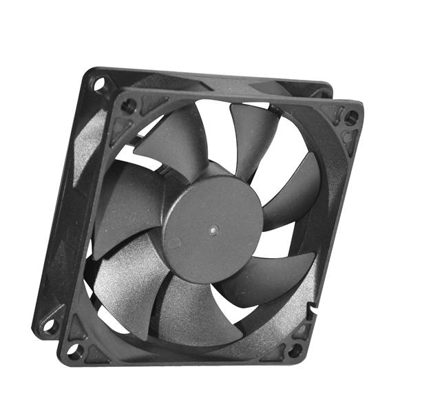 80*80*20mm Customized DC Axial Fan FDB(S)8020-B 5/12/24V Two ball & Sleeve Bearing Cooling Fan