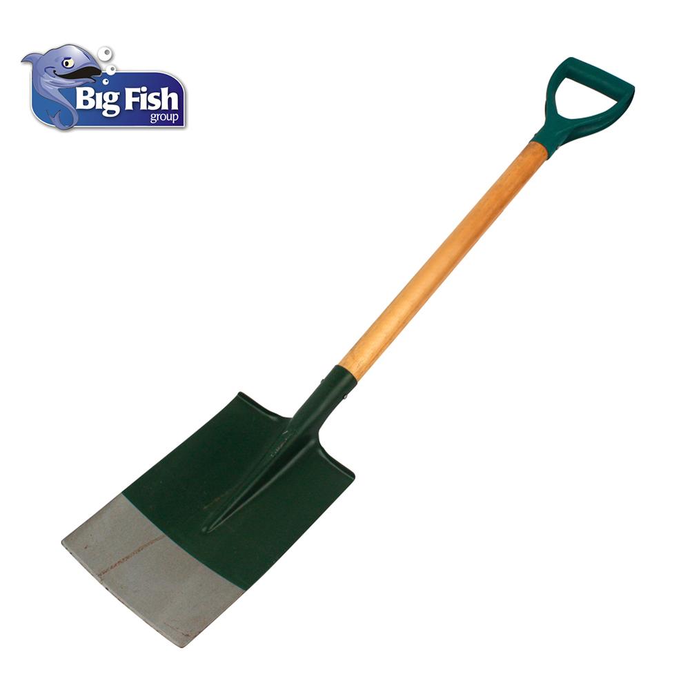 Manufacturer Digging Garden Tools Wooden Handled Spade Forged Shovel