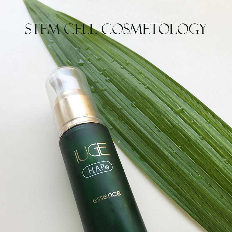 Stem Cell Concentratin Serum for Antiaging