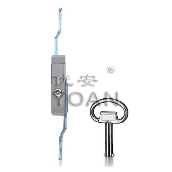 combination cabinet lock