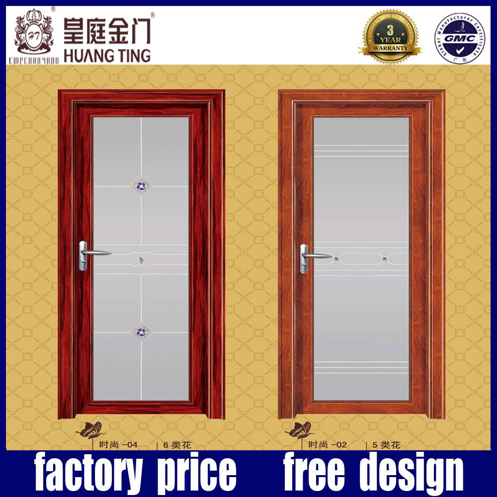 aluminum school office single interior swing door