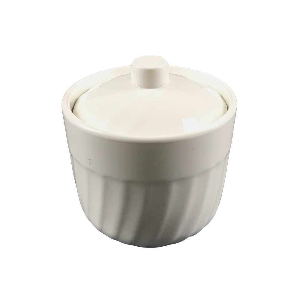 Chinese braise soup style melamine bowl set