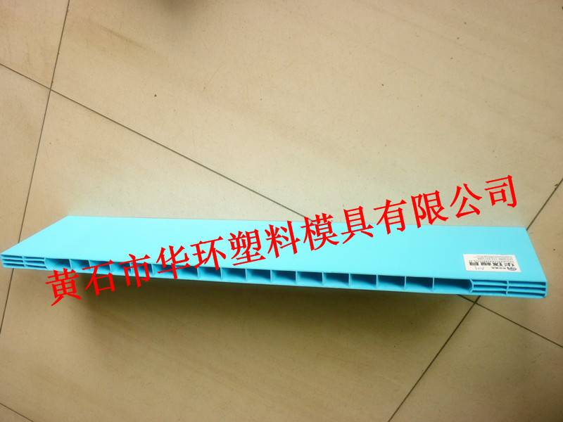 PVC hollow plate mold products 3