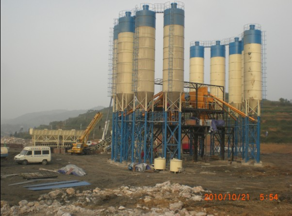 Leading Supplier Of Aggregate Batching Plant