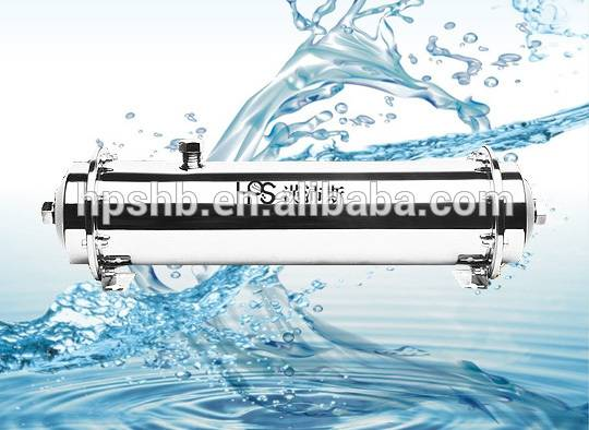 under sink stainless steel water filter HPS1500B-522