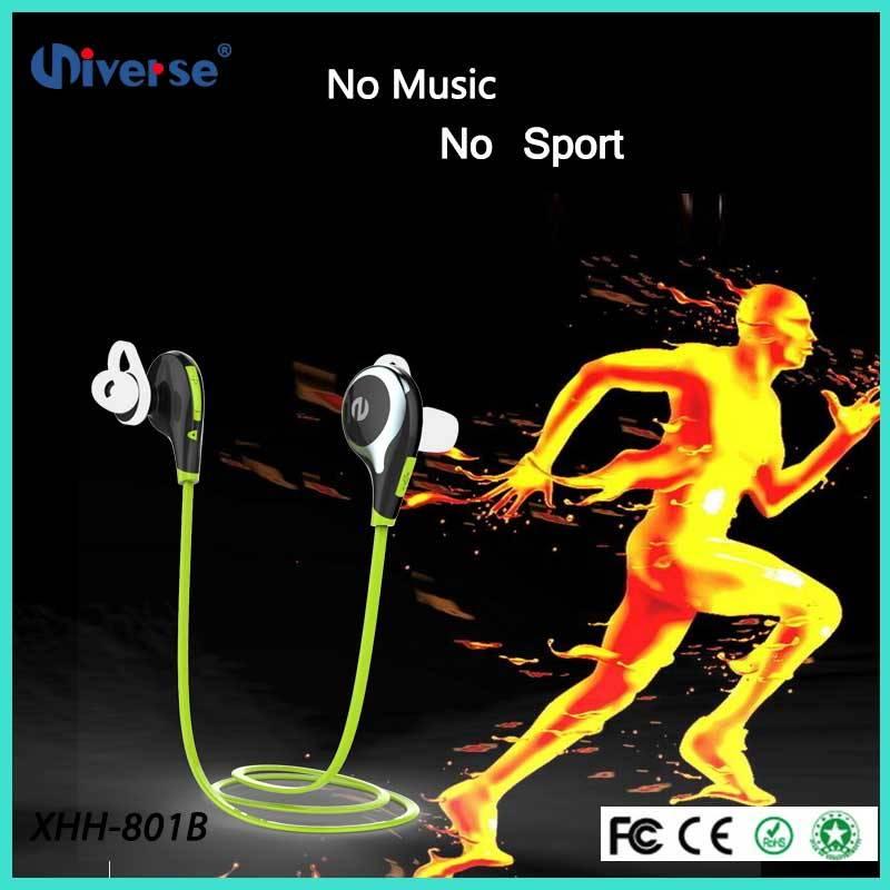 2016 most Popular Sport Bluetooth Headphone V4.1 Wireless headsets Bluetooth earphones Stereo headph