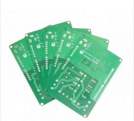Special Offer For 2 Layer 10*10cm max green PCB - 10pcs