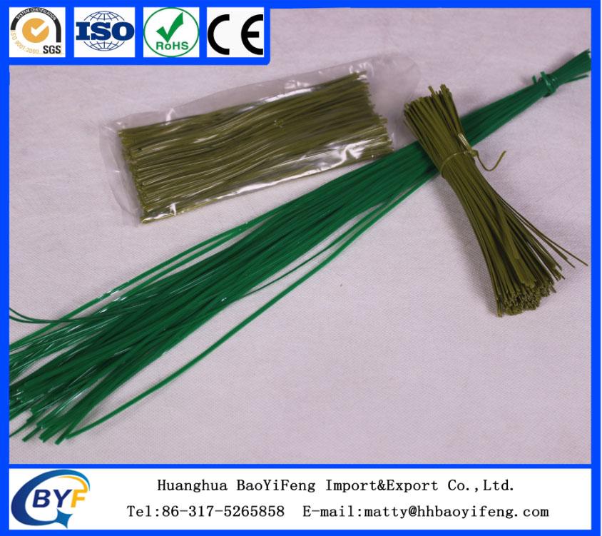 Straight & Cut Iron Wire