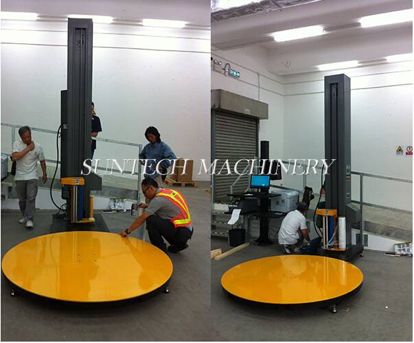 ST-SWM Stretch Wrapping Machine