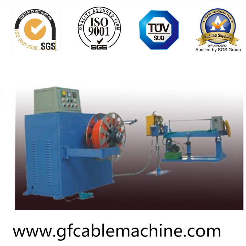 Big Cross-Section Coiling and Rewinding Machine
