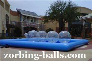 Inflatable Water Ball Pool, Swimming Pool