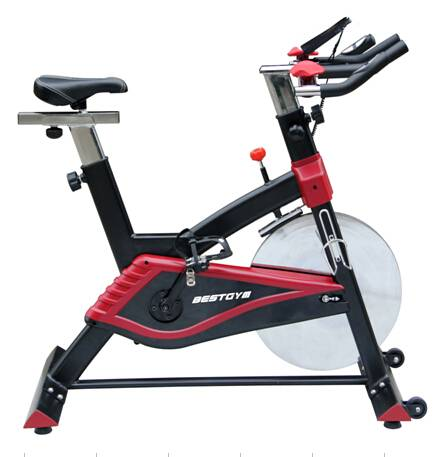 Professional spinning bike / new commerical gym equipment / exercise bike