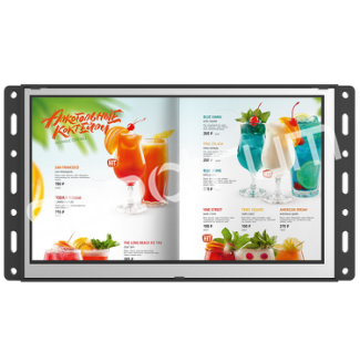 10.1 inch Open frame LCD media player