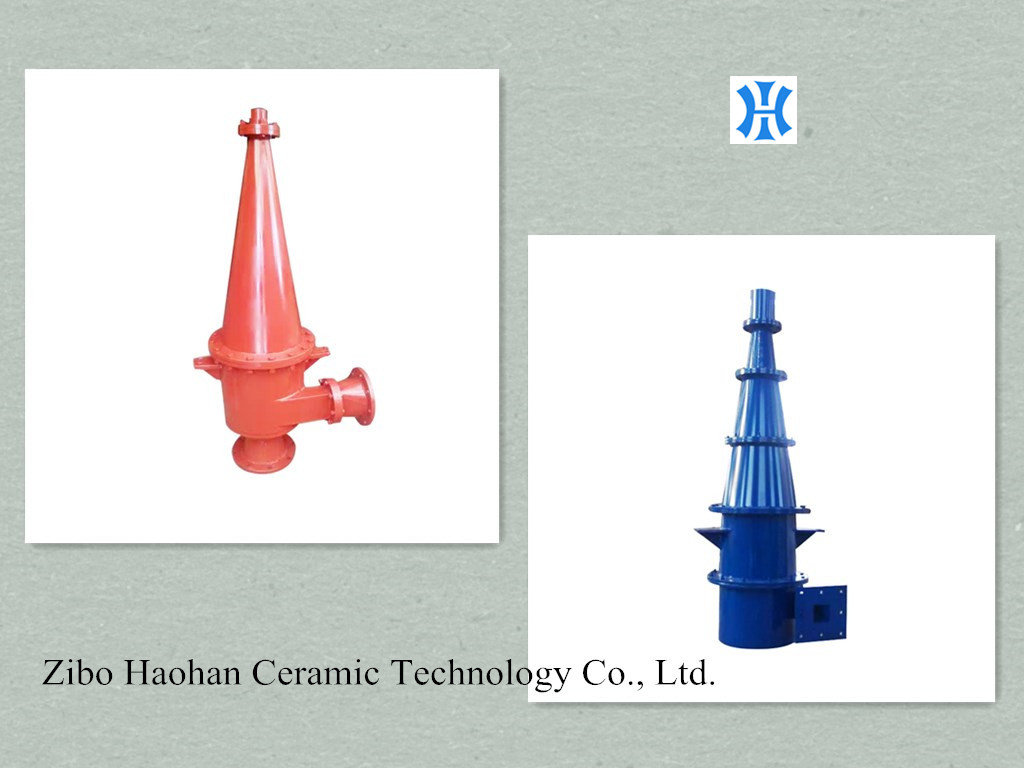 Carbon Steel Hydrocyclone Separator for Mineral Processing