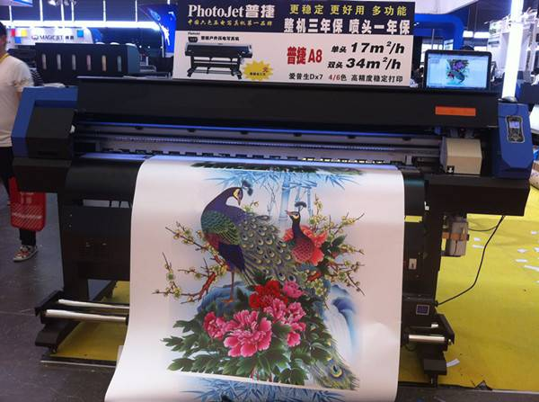 China Mobile digital printer machine / label printing machine