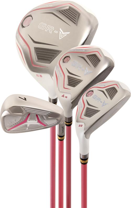 [GVTOUR] GR-V Golf Complete Set for Women