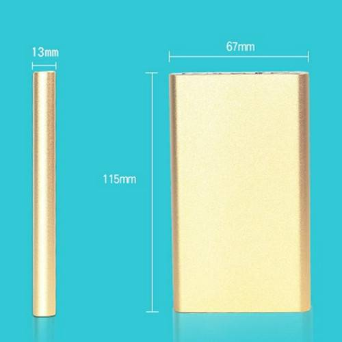 20000mah lithium polymer battery mobile power bank