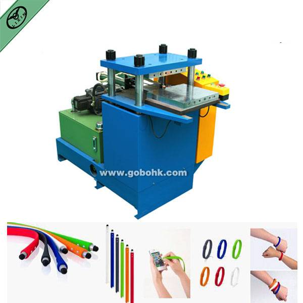 easy operate and hot sell solid silicone brand shaping machine