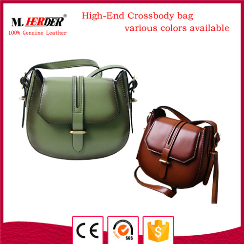 High quality women leather handbag wholesale handbag