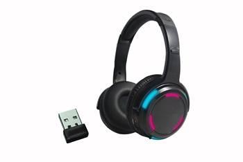 2.4G Digital Wireless Headphone with Built-in Microphone(DA988)