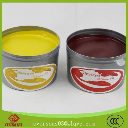 2017 hotest Sublimation Heat Transfer Screen Printing Ink(1kg)