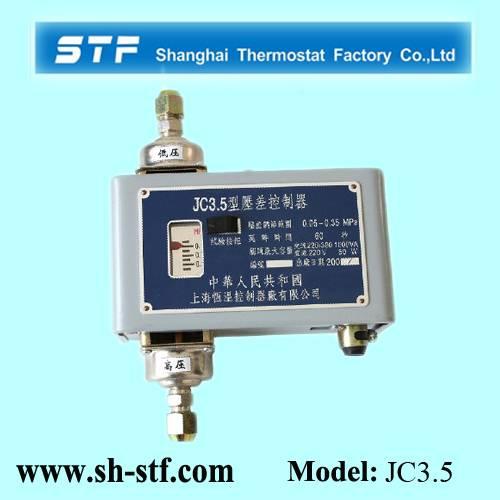 JC YC Compressor Pressure Differencial Controller