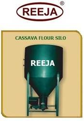 Cassava Flour Silo