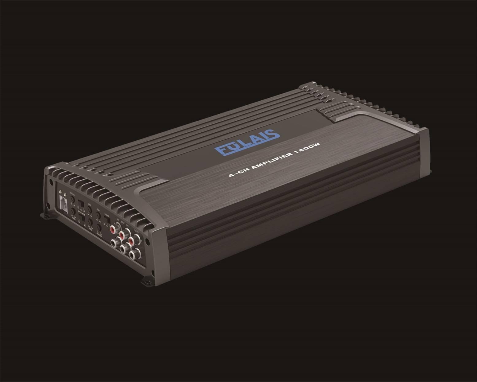 Car audio RT600.1DR Digital Car Amplifier