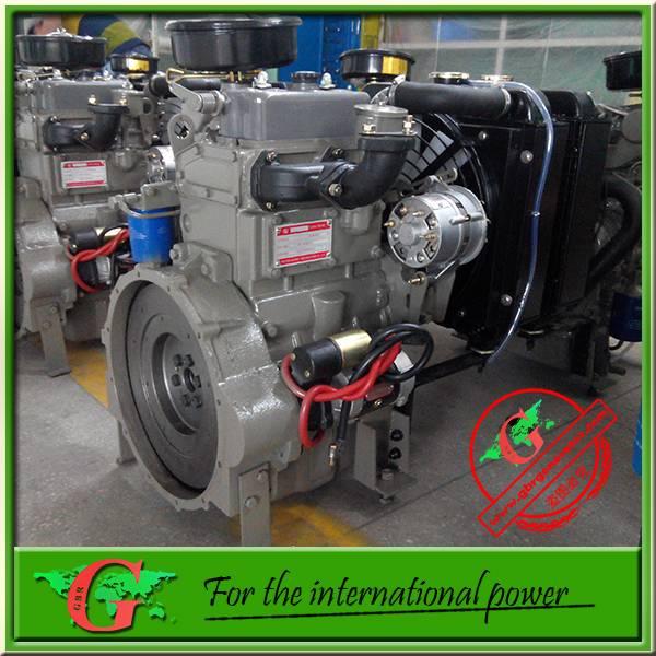 Diesel engine motor power from 7Hp to 136Hp