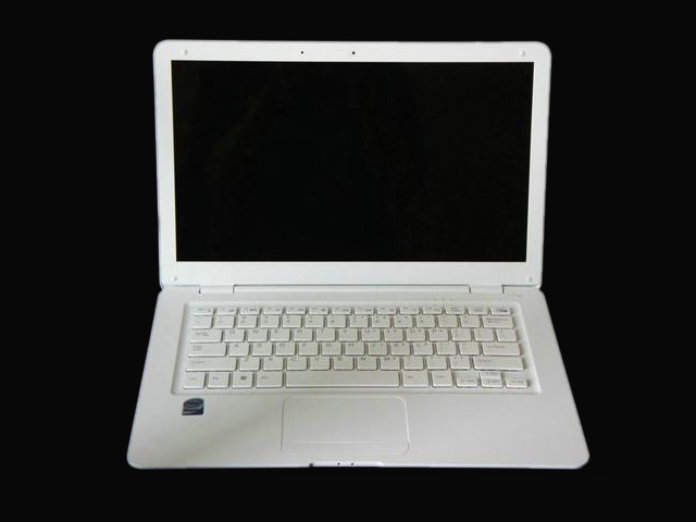 13.3''Dummy Laptop prop/Fake laptop computer notebook model/office furniture decoration/showroo