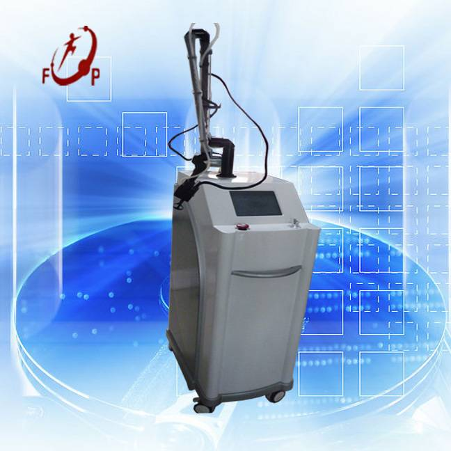 CO2 Fractional Laser Scanner Scar Removal Beauty Machine
