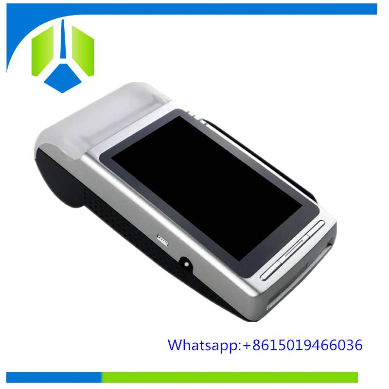 New arrival android handheld pos device wireless smart pos terminal
