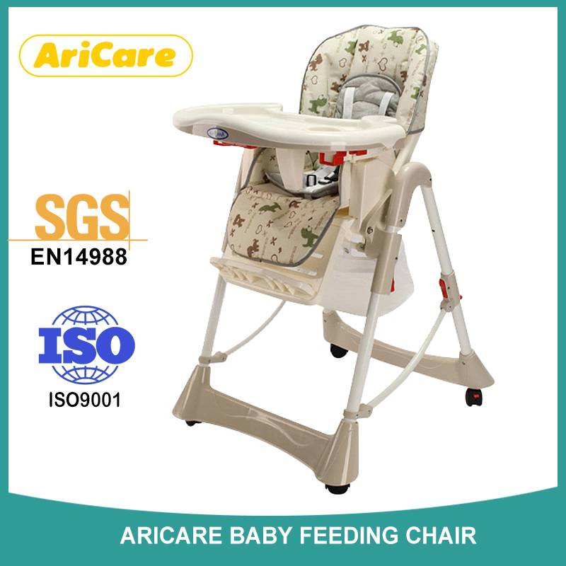 New Adjustable Baby High Chair