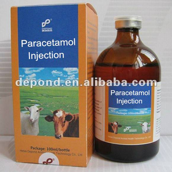 Antipyretic cattle medicine Veterinary Injection