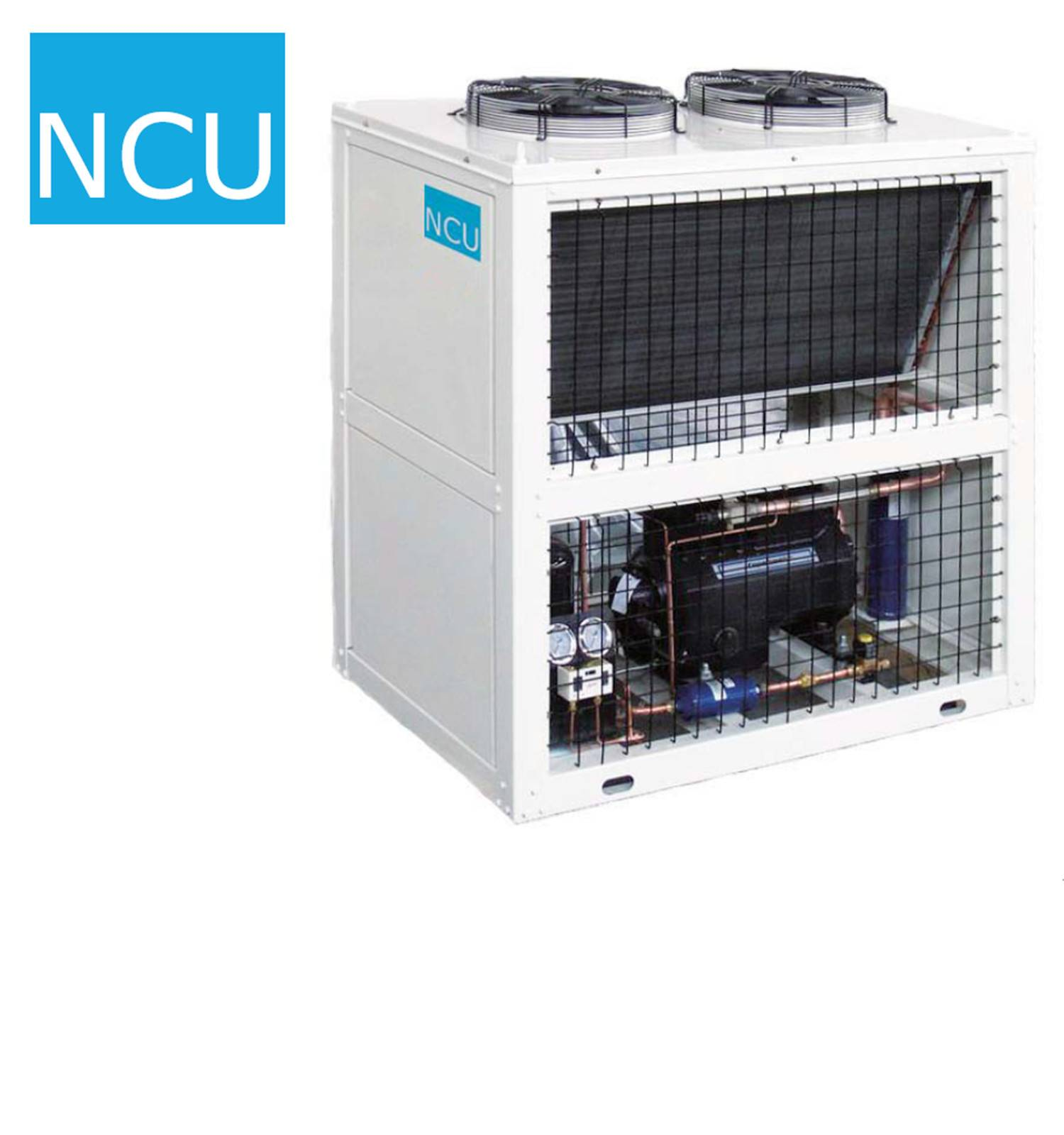 15HP cold storage cold room cooling system refrigeration Bitzer condensing unit