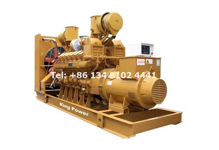 350 KW Volvo Diesel Generator