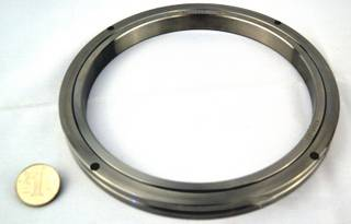 Crossed Cylindrical Roller Bearings SX series