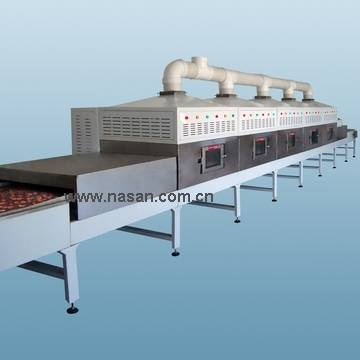 Nasan Microwave Drying Machine