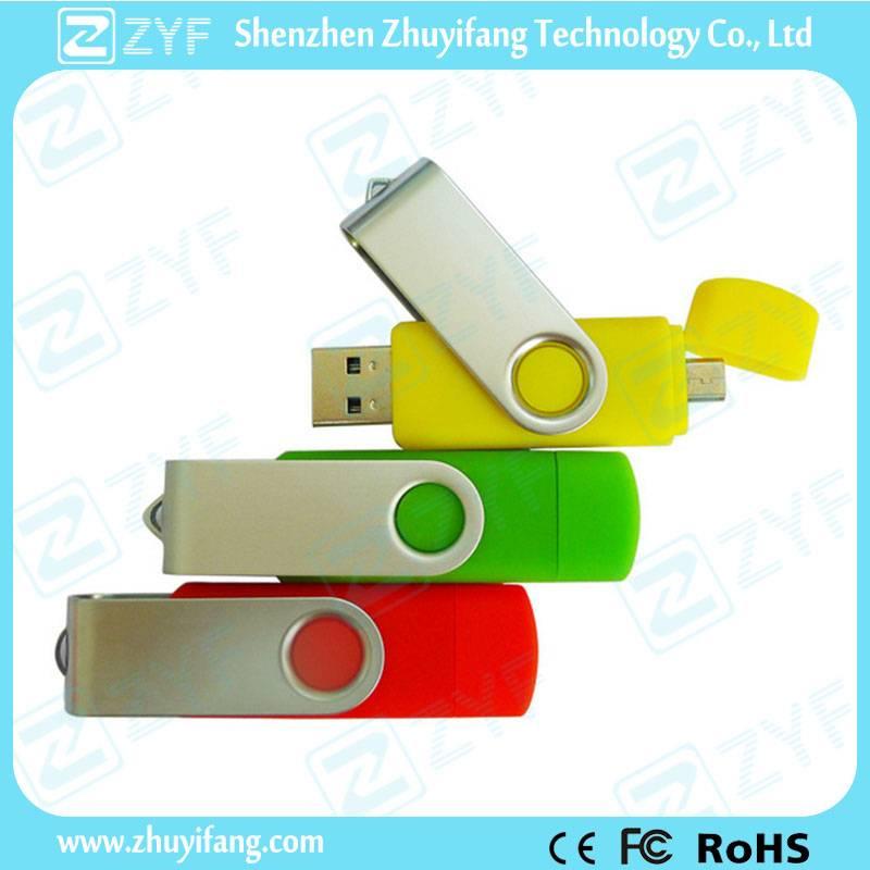 16GB OTG USB Flash Drive ZYF1601