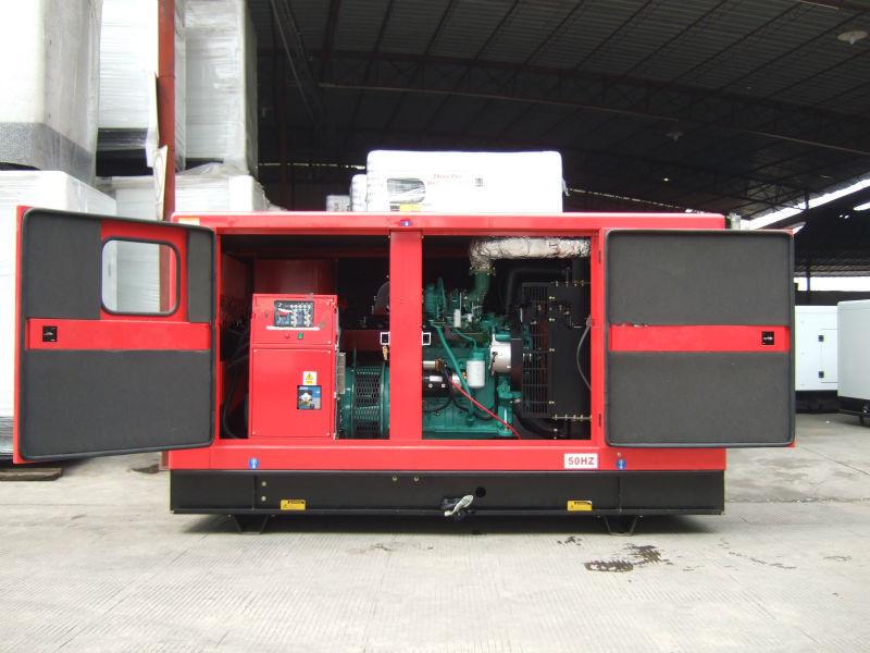 35KVA diesel generator set