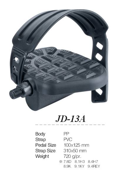 indoor exercise bike foot pedal
