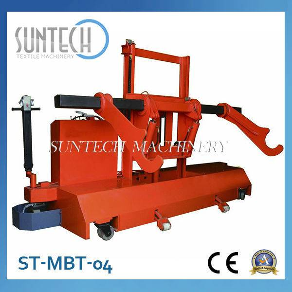 ST-MBT-04 Electric Motorized Warp Beam High Lift Trolley