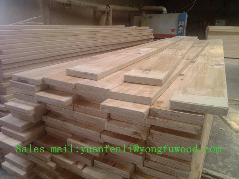 LVL scaffold board