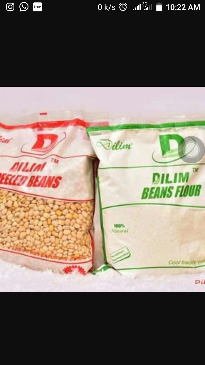 Dried Beans and Bean Flour