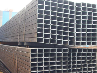 Square Galvanized GI Steel Pipe