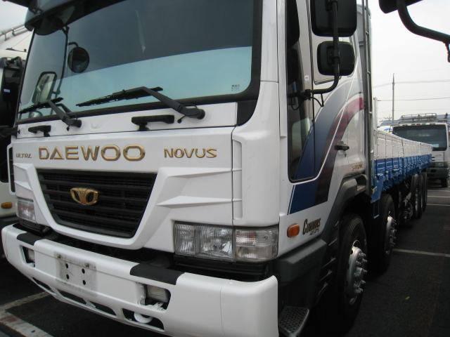 Daewoo Used Cargo Truck