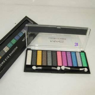 12 Colors MAC Eyeshadow