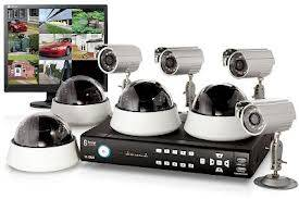 CCTV Systems, DVR / NVR Recording