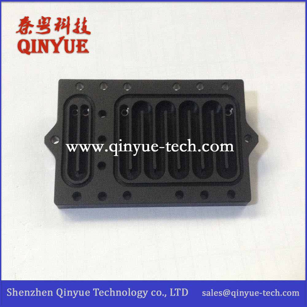 Precision plastic CNC machining parts